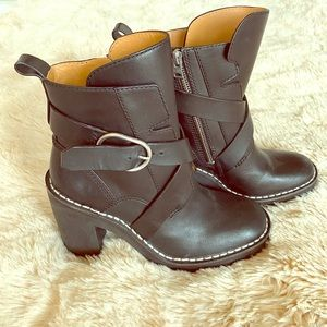Brand New All Saints Boots Size 36